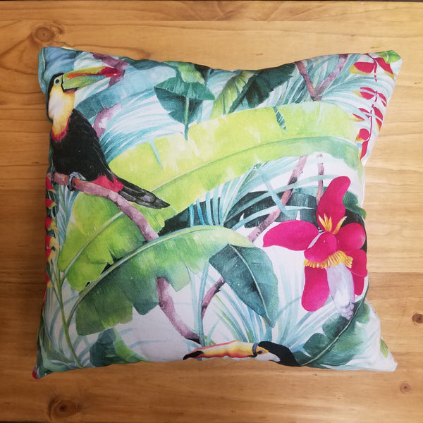 Eclectic Taste Toucan Sam Pillow