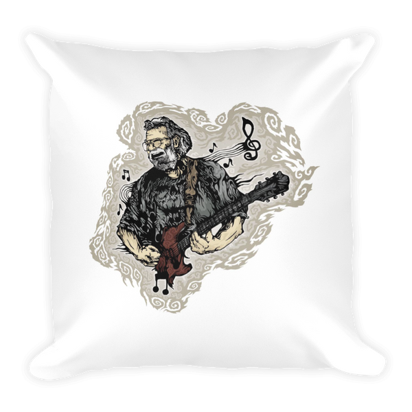 Eclectic Taste Jerry Garcia Pillow