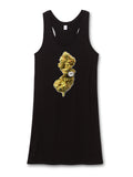 Eclectic Taste NJ Bud Racerback Tank Dress