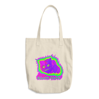 Eclectic Taste Cheshire Cat Organic Tote