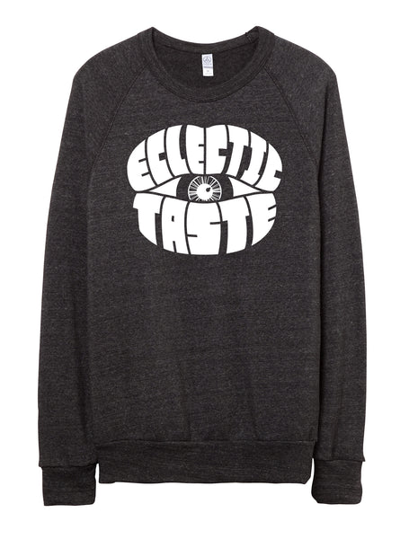 Eclectic Taste Eggshell Champ Eco-Fleece Sweatshirt