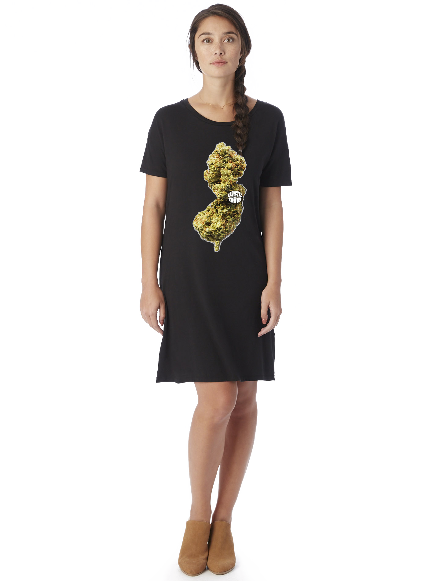 Eclectic Taste Nugget Dress