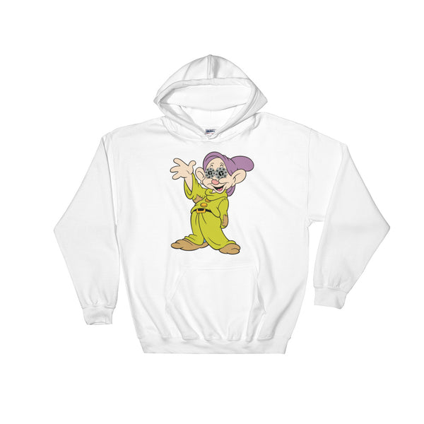 Snow White x Disco Biscuits Pullover Hoodie