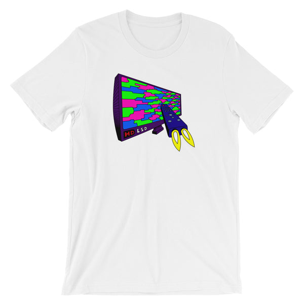 HD LSD T-Shirt by Alpha Phreek