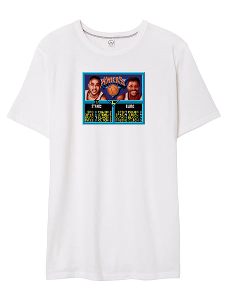 Eclectic Taste Starks and Ewing NBA JAM T-Shirt