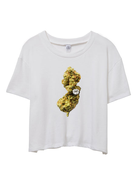 Eclectic Taste NJ Buds Women's Crop Top