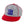 Load image into Gallery viewer, Eclectic Taste Red Ball Cap