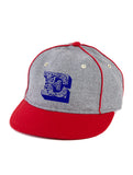 Eclectic Taste Red Ball Cap