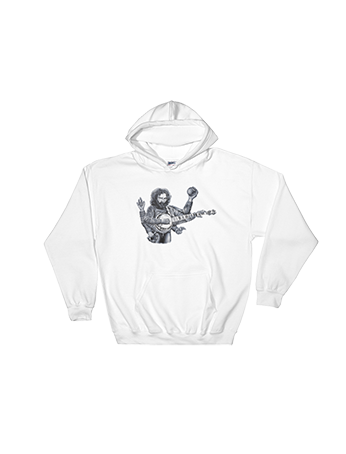 Shiva Jerry by Dana Fang Pullover Hoodie
