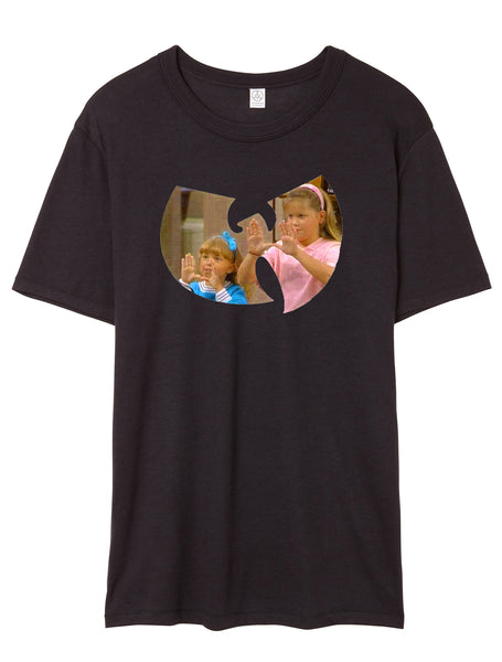 Eclectic Taste Wu Tang x Full House T-Shirt