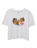 Eclectic Taste Wu Tang x Full House Crop Top T-Shirt