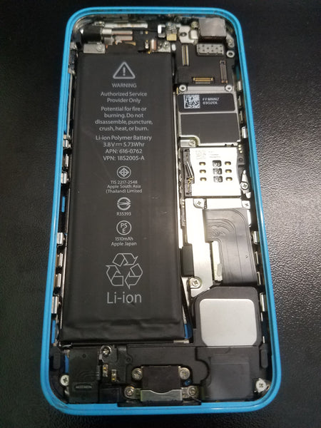 iPhone 5c blue (A1532)