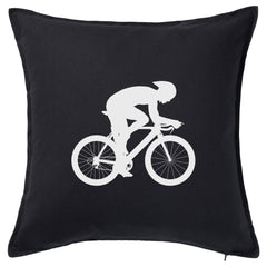 Tri Guy Throw Pillow