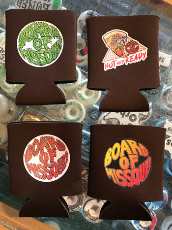 Board of Missoula Koozies - Board Of Missoula - Shopping Missoula