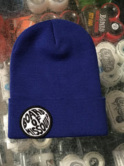 BOM Patch Beanie - Board Of Missoula - Shopping Missoula