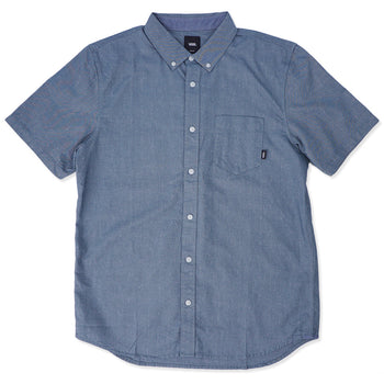 Vans Gibbon Button Up Shirt - Board Of Missoula - Shopping Missoula