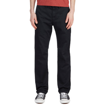 Vans Authentic Chino Stretch - Black - Board Of Missoula - Shopping Missoula