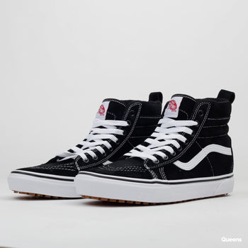 Vans Sk8-Hi Mte Black/True White - Board Of Missoula