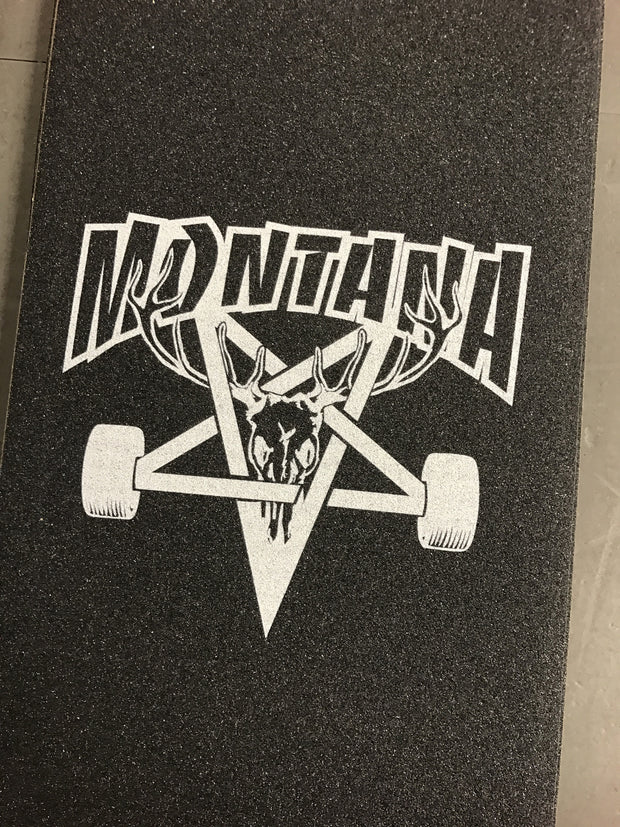 Montana Skate Goat Griptape - Board Of Missoula - Shopping Missoula