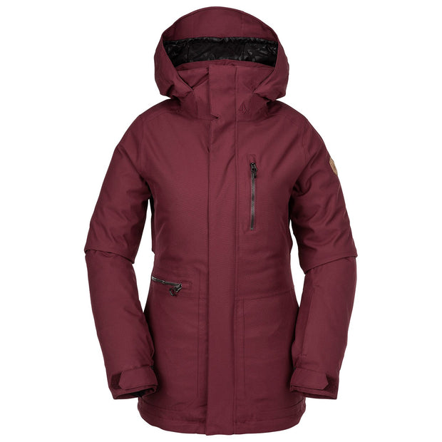 Volcom Shelter 3D Stretch Jacket (2020) womens - Board Of Missoula