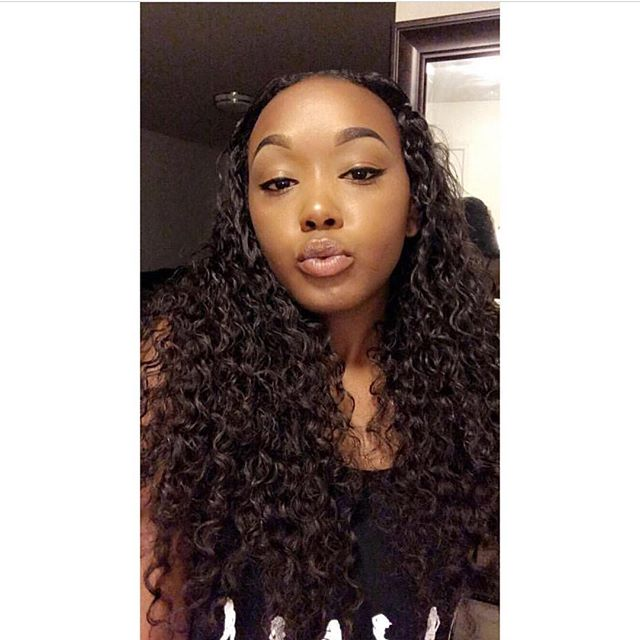 Deep Curly Bundles - Baby Doll Luxury Hair
