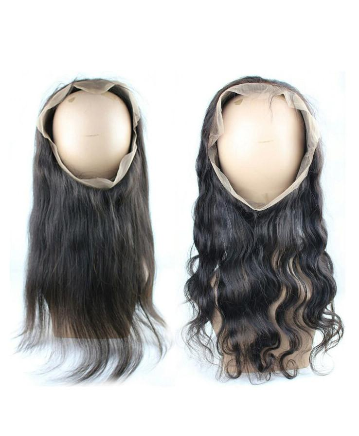 360 Degree Lace Frontal - Baby Doll Luxury Hair