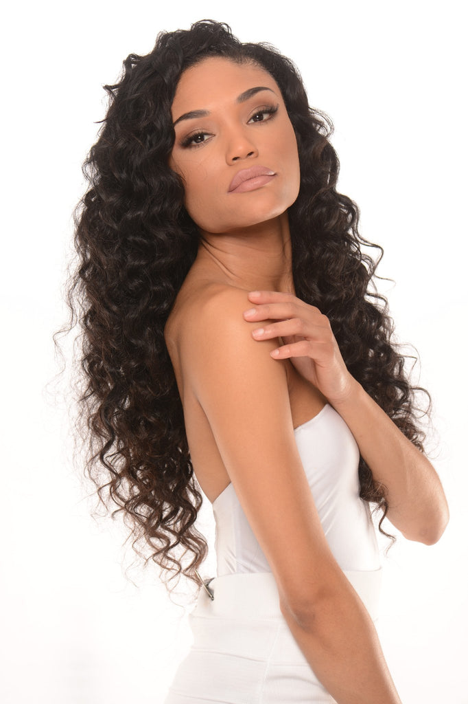 Curly - Baby Doll Luxury Hair