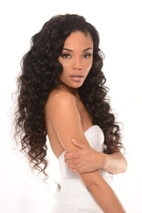 Curly Bundles - Baby Doll Luxury Hair