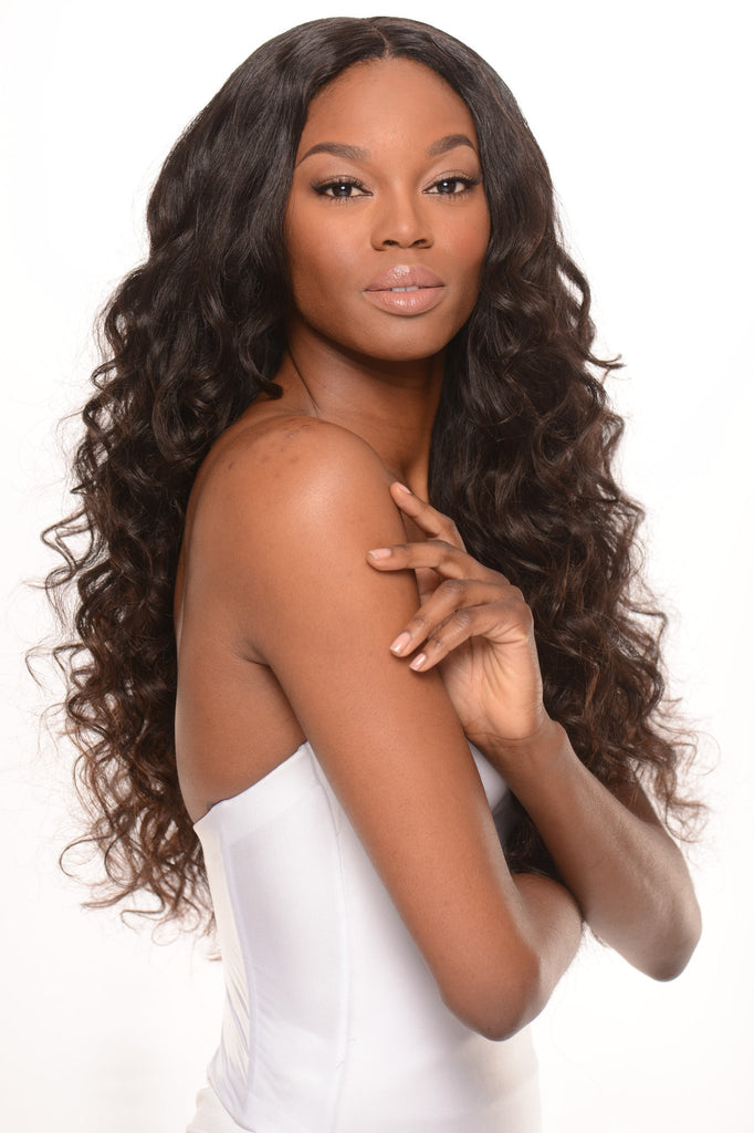 Brazilian Wavy Hair Baby Doll Luxury Hair Extensions Weave Best Hair