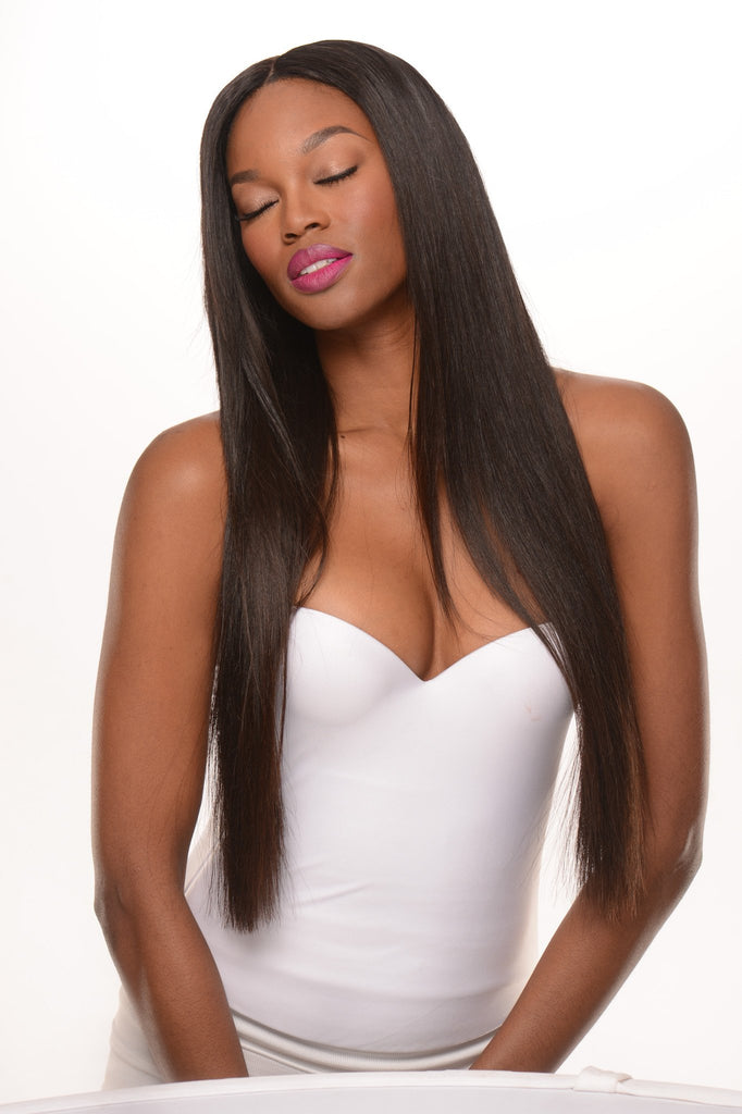 Virgin Straight Hair Extensions