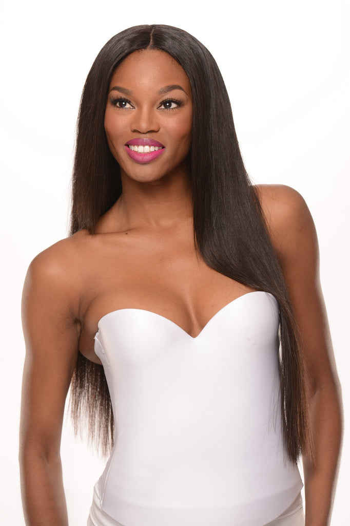 Malaysian Straight Hair Weaves Extensions