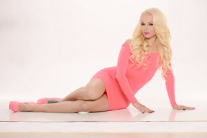 Platinum Blonde - Baby Doll Luxury Hair