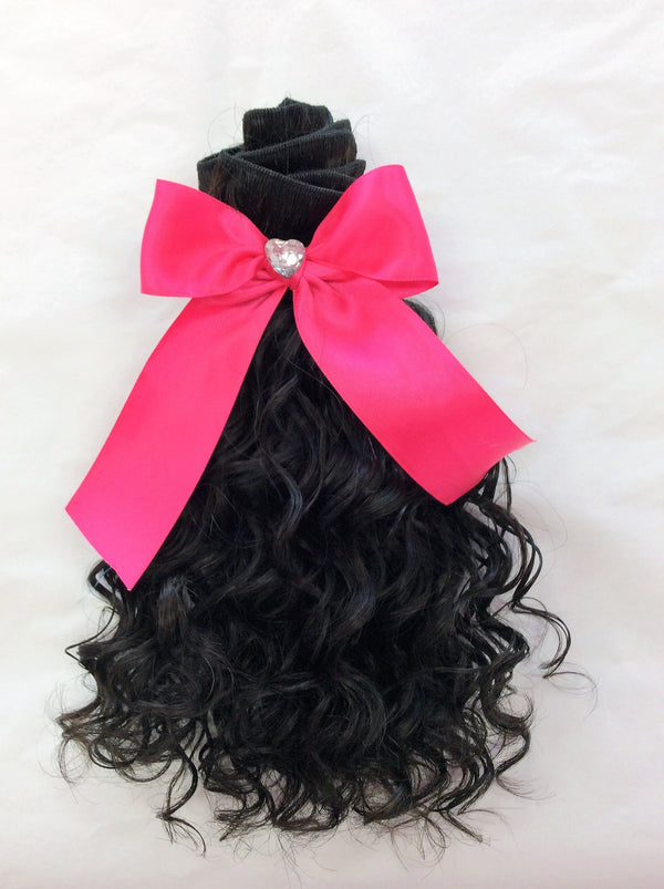Cheap Curly Bundles - Diamond Bundles  Baby Doll Luxury Hair