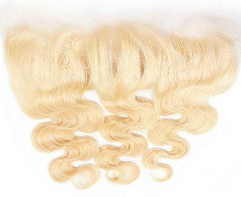 Platinum Blonde Lace Frontal - Baby Doll Luxury Hair