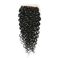 Lace Closure Deep Curly - Baby Doll Luxury Hair