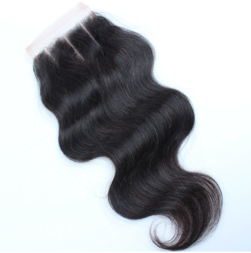 Three Part Lace Closure Body Wave