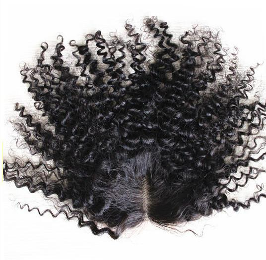 Lace Closure Kinky Curly - Baby Doll Luxury Hair