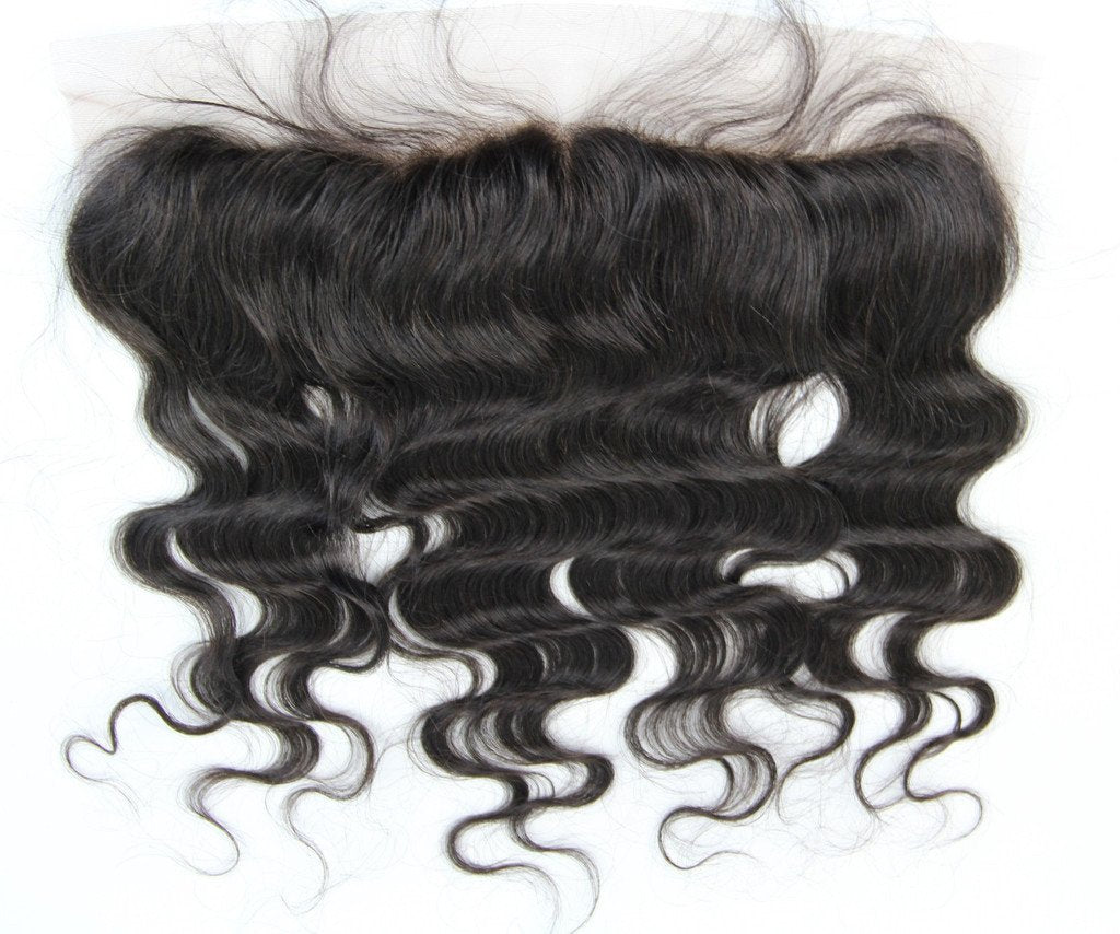 Lace Frontal Closure Wavy Baby Doll Luxury Hair