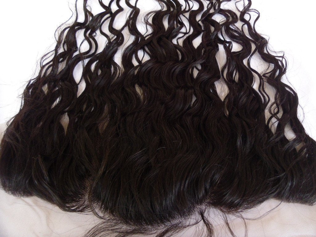 Diamond Frontal Curly - Baby Doll Luxury Hair