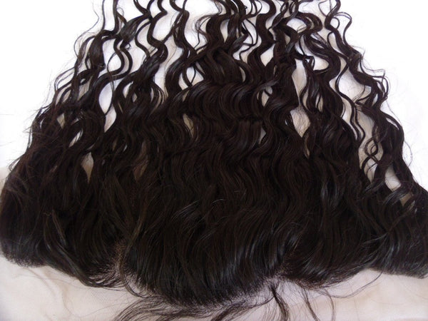 Diamond Frontal Curly | Baby Doll Luxury Hair