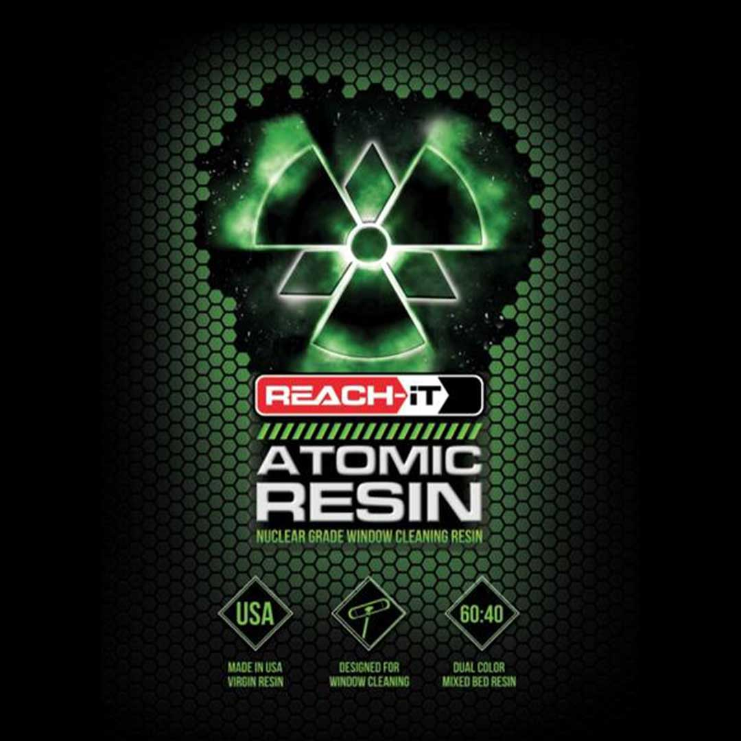 ATOMIC RESIN (USA ONLY)