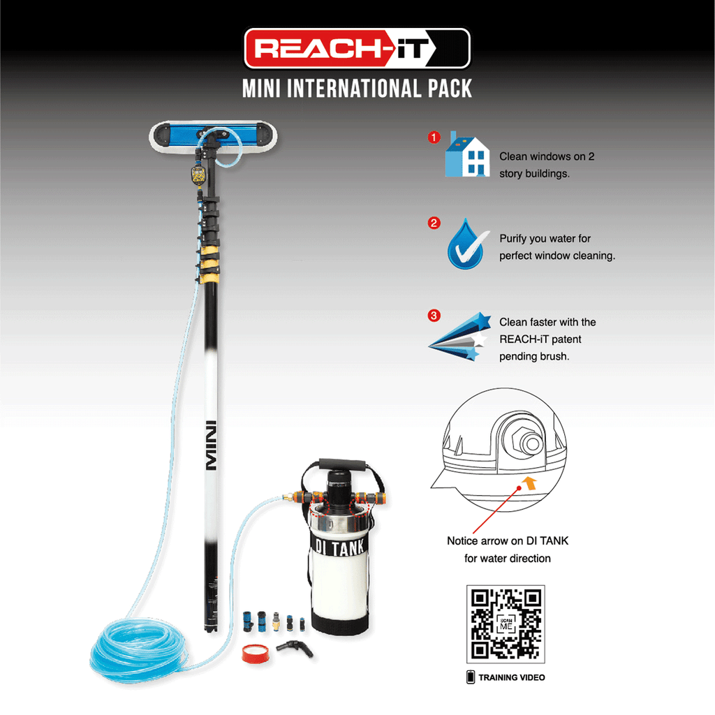 "SOUTH KOREA ONLY : REACH-iT MINI PACK with 16"" RADIAL"