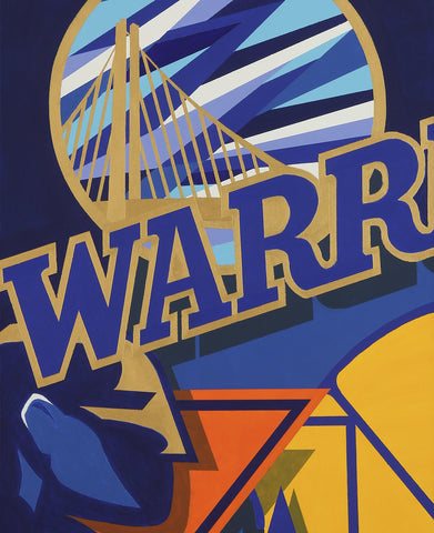 Golden State Print