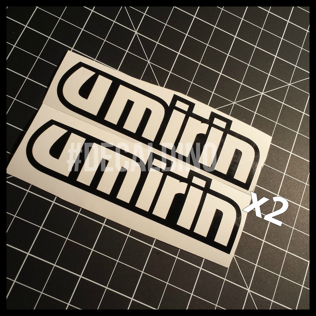 Umirin Sticker