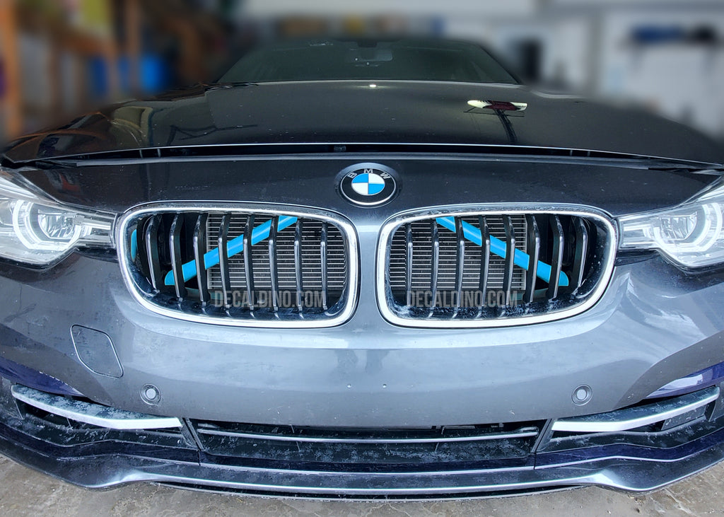 BMW V Bar Wrap Color Support Brace 3 series 2 4 m3