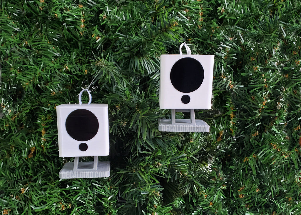 Holiday Ornaments - wyze cam smartcam ip camera decor christmas stocking