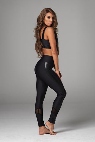 SIREN Legging in Black