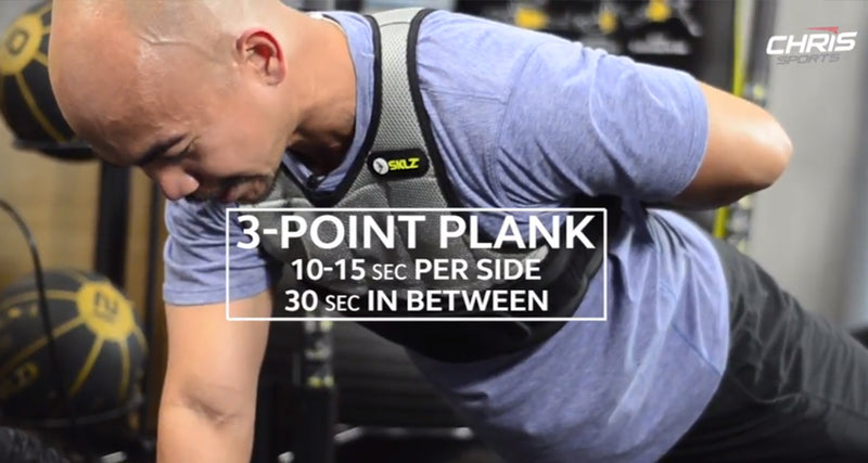 Workout Series: Planking