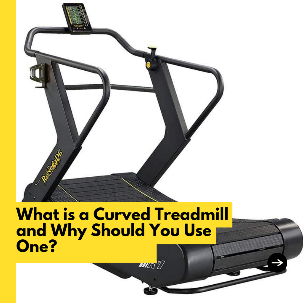 What is  a Curved Treadmill and Why Should You Use One?