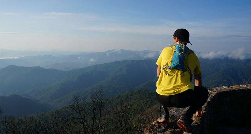 Karel Sabbe Smashes Appalachian Trail FKT!